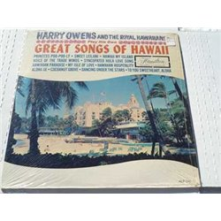 Harry Owens - Great Songs Of Hawaii Vinyl LP For Sale