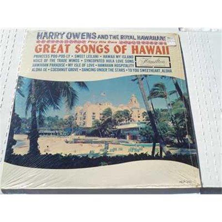 Harry Owens - Great Songs Of Hawaii Vinyl LP For Sale