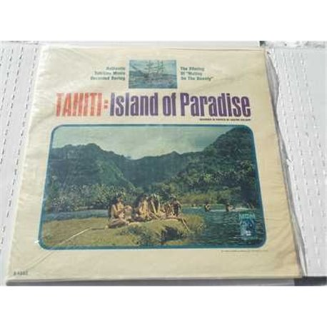 "Tahiti - Island Of Paradise ""Mutiny On The Bounty"" Vinyl LP For sale"
