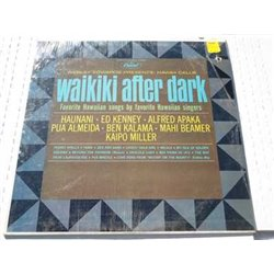 Hawaii Calls - Waikiki After Dark Vinyl LP For Sale