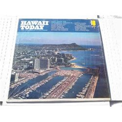 Hawaii Calls - Hawaii Today Vinyl LP Record For Sale