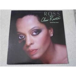 "Diana Ross - Chain Reaction 12"" Single Vinyl Record For Sale"