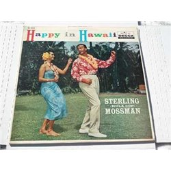 Sterling Mossman - Happy In Hawaii Vinyl LP For Sale