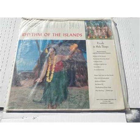 Genoa Keowe - Rhythm Of The Islands Vinyl LP For Sale