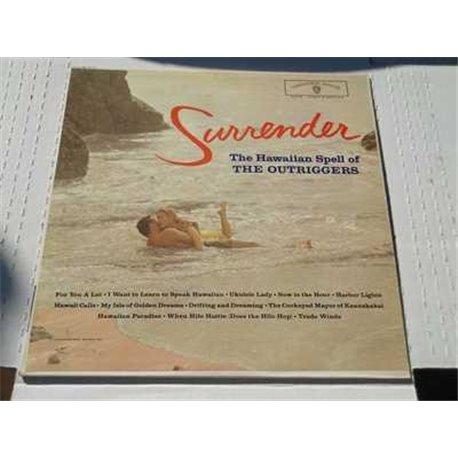 The Outriggers - Surrender Vinyl LP For Sale