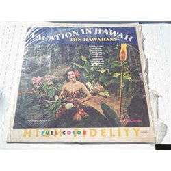 The Hawaiians, Vacation In Hawaii Vinyl LP For Sale