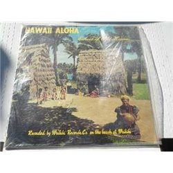 Hawaii Aloha - Echos Of Old Hawaii RED Vinyl LP Record For Sale