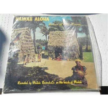 Hawaii Aloha - Echos Of Old Hawaii Vinyl LP Record For sale