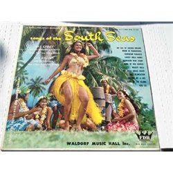 Ray Kinney - Songs Of The South Seas LP Vinyl Record For Sale