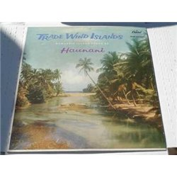 Haunani - Trade Wind Islands - Romantic Island Songs Vinyl LP For Sale