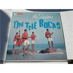 The Surfers - On The Rocks, Vinyl LP Record For Sale