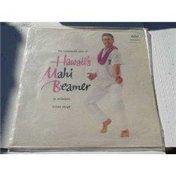 Mahi Beamer - Hawaiis Mahi Beamer Vinyl LP For Sale