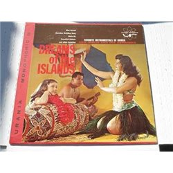 Sam Makia And His Hawaiians - Dreams Of The Islands Vinyl LP For Sale