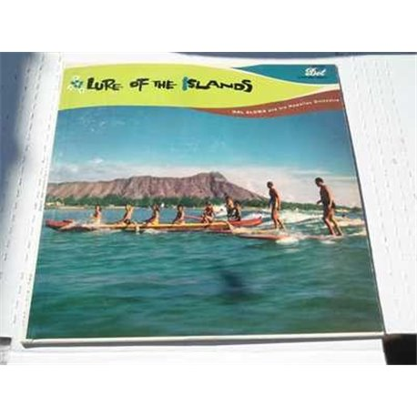 Hal Aloma - Lure Of The Islands Vinyl LP Record For Sale