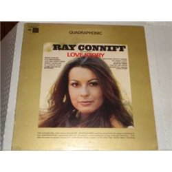 Ray Conniff - Love Story Quadraphonic Vinyl LP Record For Sale