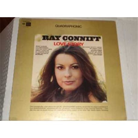 Ray Conniff - Love Story Vinyl LP For Sale