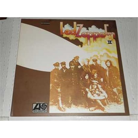 Led Zeppelin II ULTRA RARE 2005 200g Remaster BG In Matrix LP For Sale