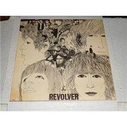 The Beatles - Revolver 1973 Re-Issue UK Import Vinyl LP For Sale
