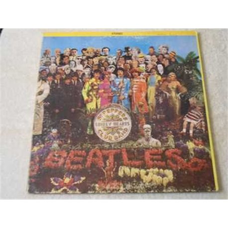 The Beatles - Sgt. Peppers Lonley Hearts Club Vinyl Lp For Sale