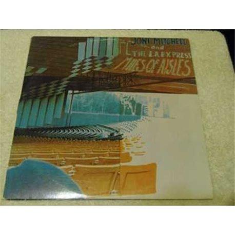 Joni Mitchell - Miles Of Aisles Vinyl LP Record For Sale