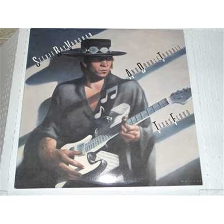 Stevie Ray Vaughan - Texas Flood Vinyl LP For Sale