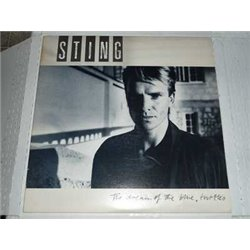 Sting - The Dream Of The Blue Turtles Vinyl LP Record For Sale