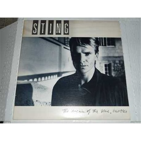 Sting - The Dream Of The Blue Turtles Vinyl LP For Sale
