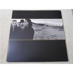 U2 The Joshua Tree Vinyl LP Record For Sale