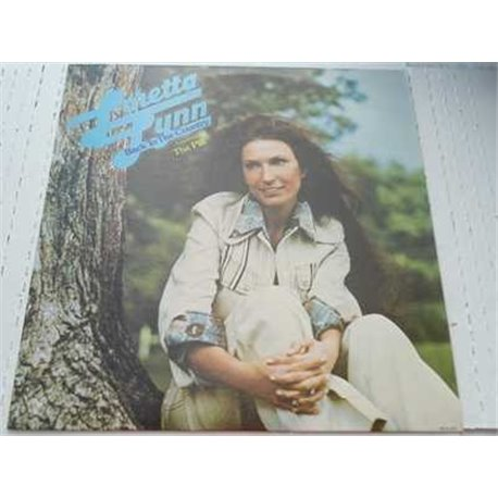 Loretta Lynn - Back To The Country Featuring The Pill Vinyl LP Sale