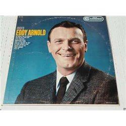 Eddy Arnold - More Eddy Arnold Vinyl LP Record For sale