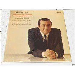 Al Martino - I Love You More And More Every Day Vinyl LP For Sale