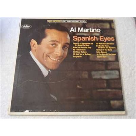 Al Martino - Spanish Eyes Vinyl LP Record For sale