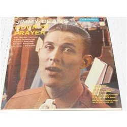 Jimmy Dean - Hour Of Prayer Vinyl LP Record For Sale