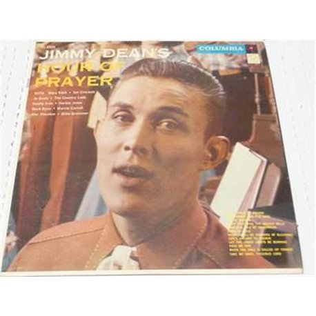 Jimmy Dean - Hour Of Prayer Vinyl LP Record For Sale