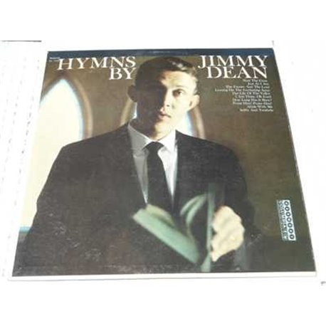 Jimmy Dean - Hymns By Jimmy Dean Vinyl LP Record For Sale