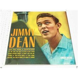 Jimmy Dean And The Town And Countrymen Vinyl LP For Sale