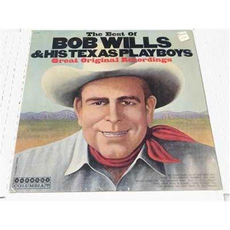 Bob Wills - The Best Of Bob Wills Vinyl LP For Sale