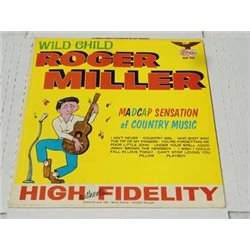 Roger Miller - Wild Child Vinyl LP Record For Sale