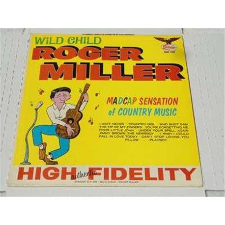 Roger Miller - Wild Child Vinyl LP Record For Sale