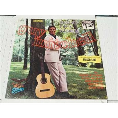 Guy Mitchell - Singing Up A Storm Vinyl LP For Sale