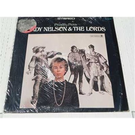 Portia Nelson And The Lords - Pickadilly Pickle Vinyl Lp For Sale