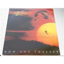 Air Supply - Now And Forever Vinyl Lp For Sale