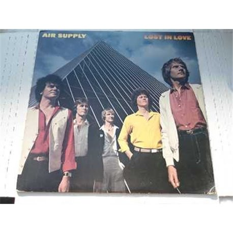 Air Supply - Lost In Love Vinyl LP For Sale