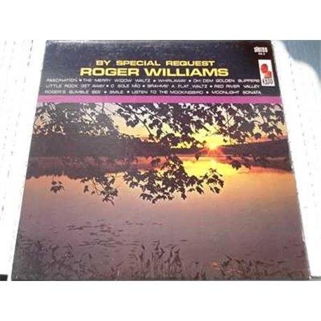 Roger Williams - By Special Request Vinyl LP For Sale