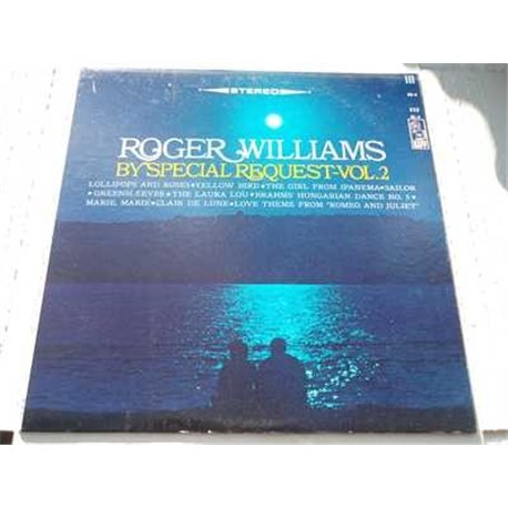 Roger Williams - By Special Request Vol 2 Vinyl LP For Sale