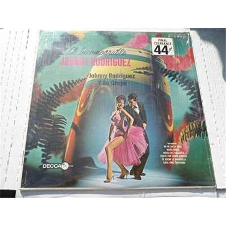Johnny Rodriguez - El Incomparable Vinyl LP For Sale