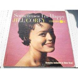 Jill Corey - Sometimes Im Happy Vinyl LP For Sale