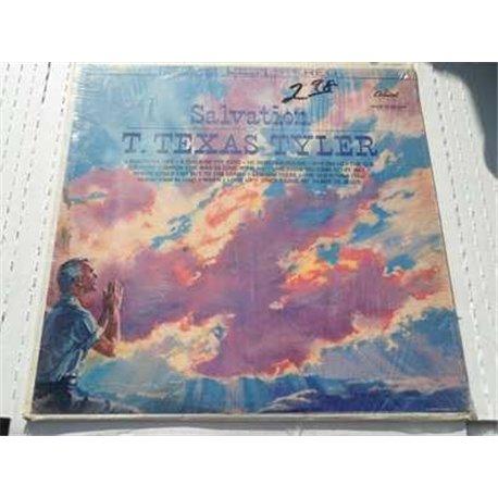 T Texas Tyler - Salvation Vinyl LP For Sale