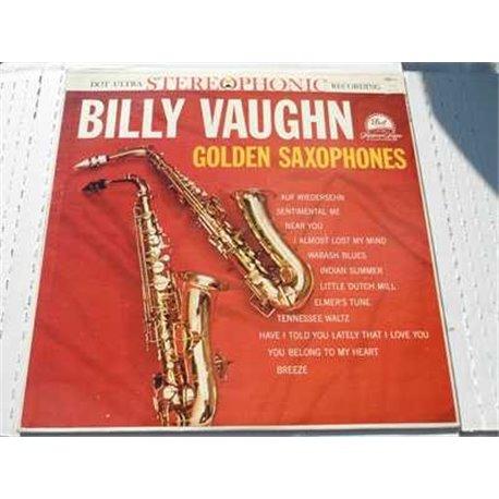Billy Vaughn - Golden Saxaphones Vinyl LP For Sale
