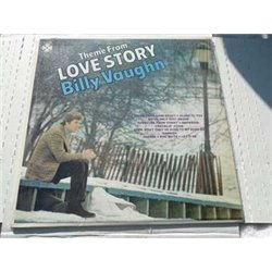Billy Vaughn - Theme From Love Story Vinyl LP For Sale